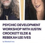 Justin Elze and Rebekah Lee Ives